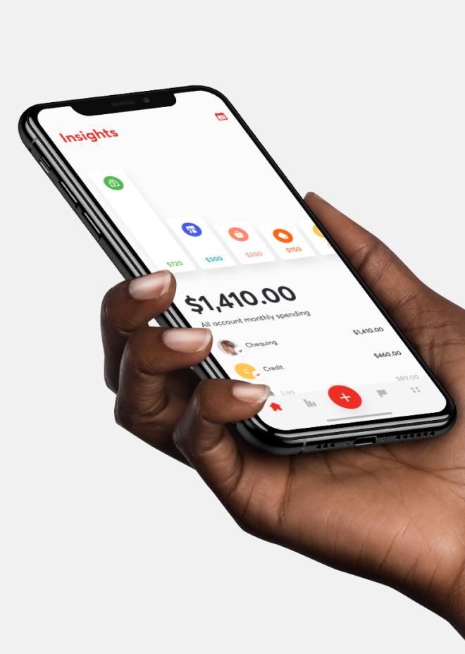 PC Financial iOS App